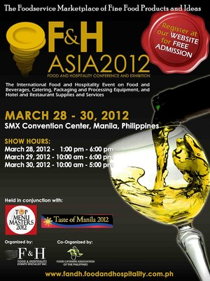 F&H Asia 2012