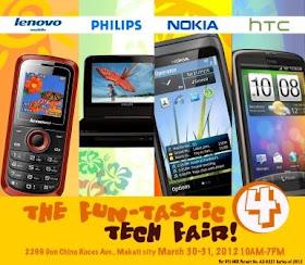 Fun-tastic Tech Fair March 2012