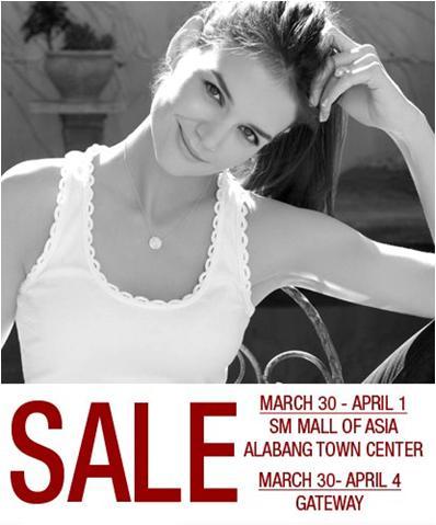 Kamiseta Sale March 2012