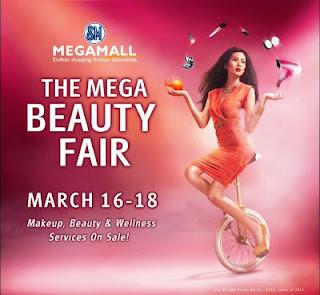 Mega Beauty fair March 2012