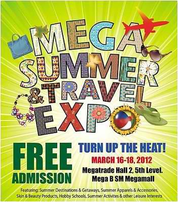MegaSummer&Travel Expo2012