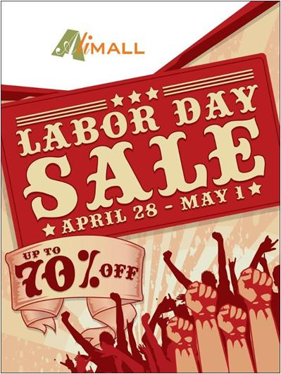Ali Mall Labor Day Sale 2012