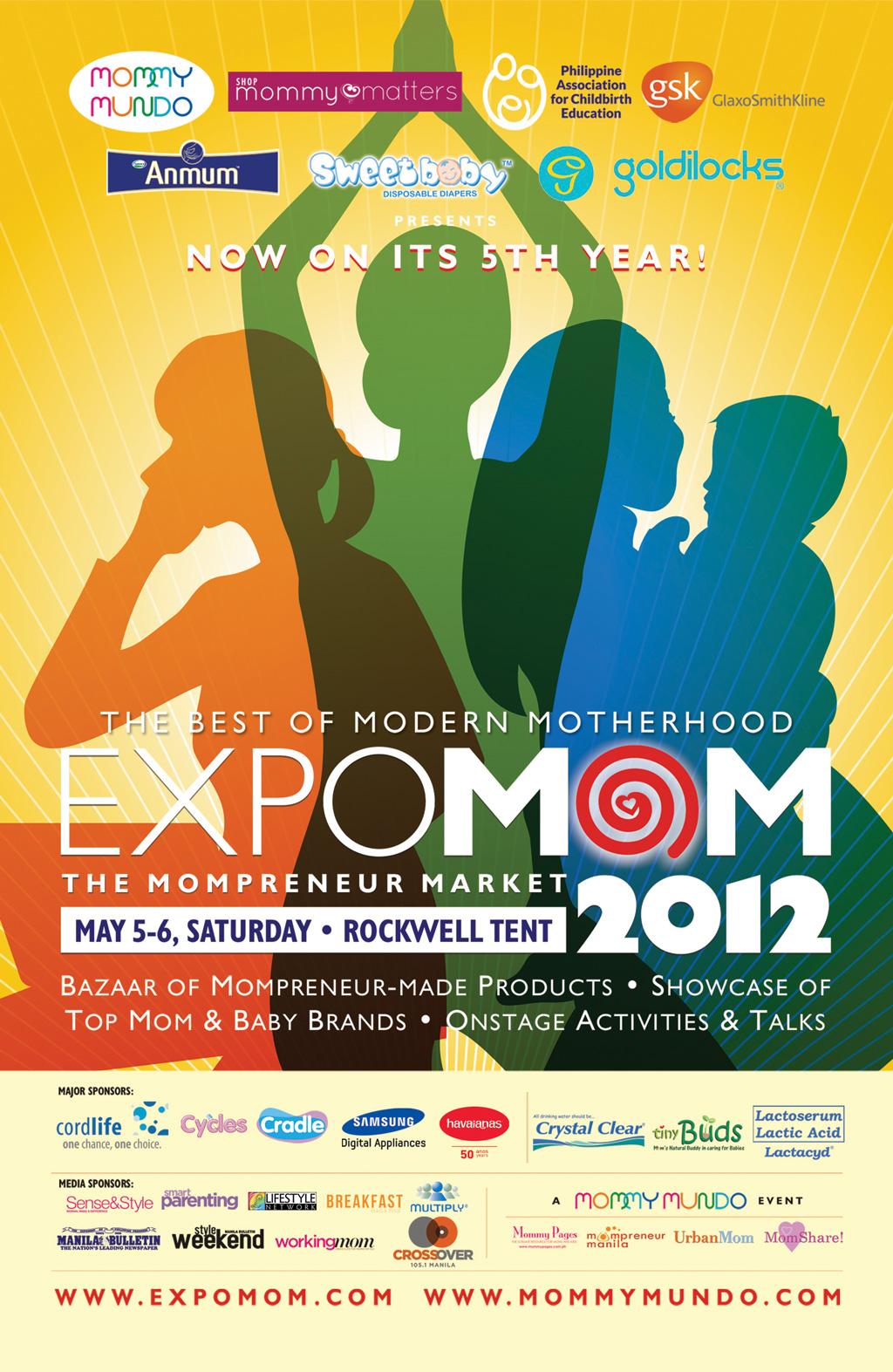 Expomom Bazaar May 2012