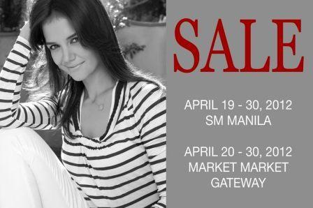 Kamiseta Sale April 2012