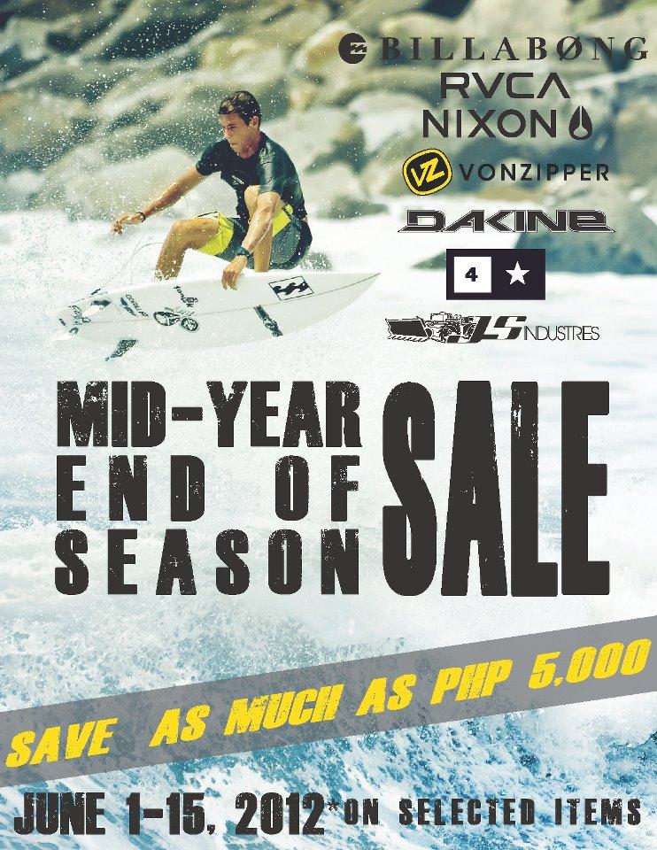 Aloha Boardsports Sale June 2012