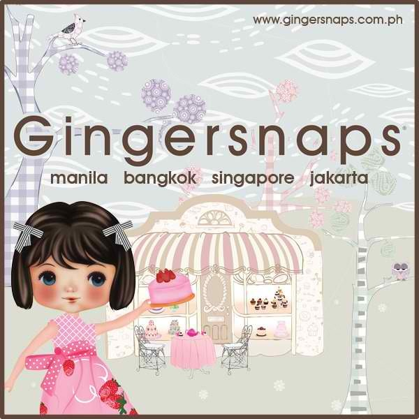 Gingersnaps Summer Sale April 13 - May 20, 2012