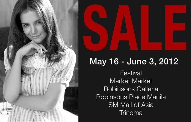 Kamiseta Sale May 2012