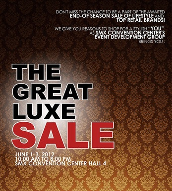 The Great Luxe Sale June 2012
