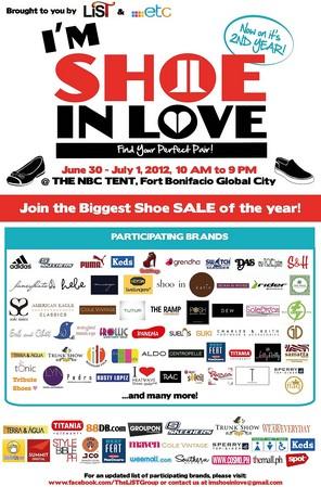 I'm Shoe in Love bazaar June 2012