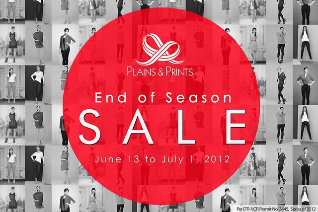Plains and Prints Sale June 2012