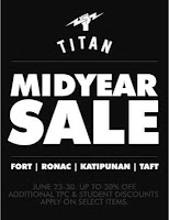 Titan Mid-Year Sale June 2012