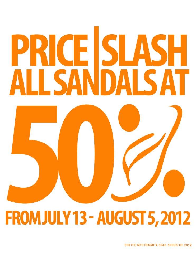 Cushe Sale July - August 2012