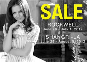 Kamiseta Shangri-La Sale June - August 2012