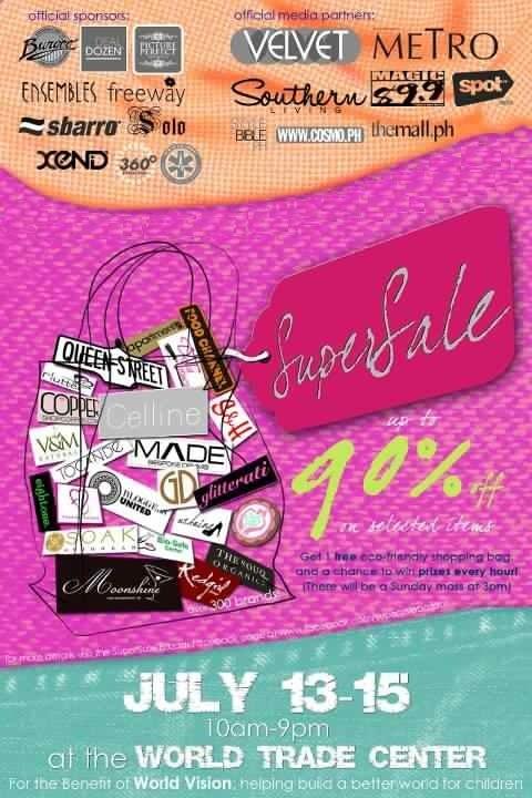 Super Sale Bazaar July 2012