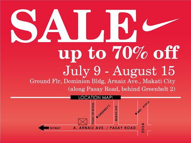 The Nike Park Sale 2012