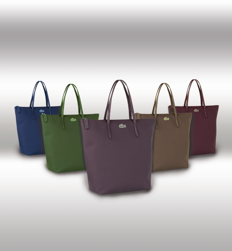 Enjoy a FREE Lacoste Tote Bag with your new Rustan's Citibank Card August - November 2012