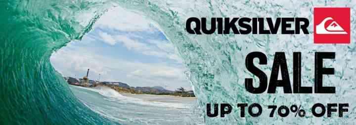 Quiksilver Sale August 2012