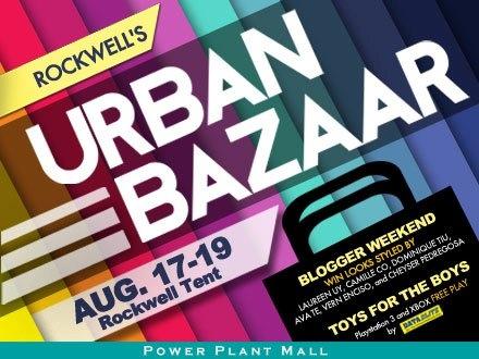 Rockwell Urban Bazaar August 2012