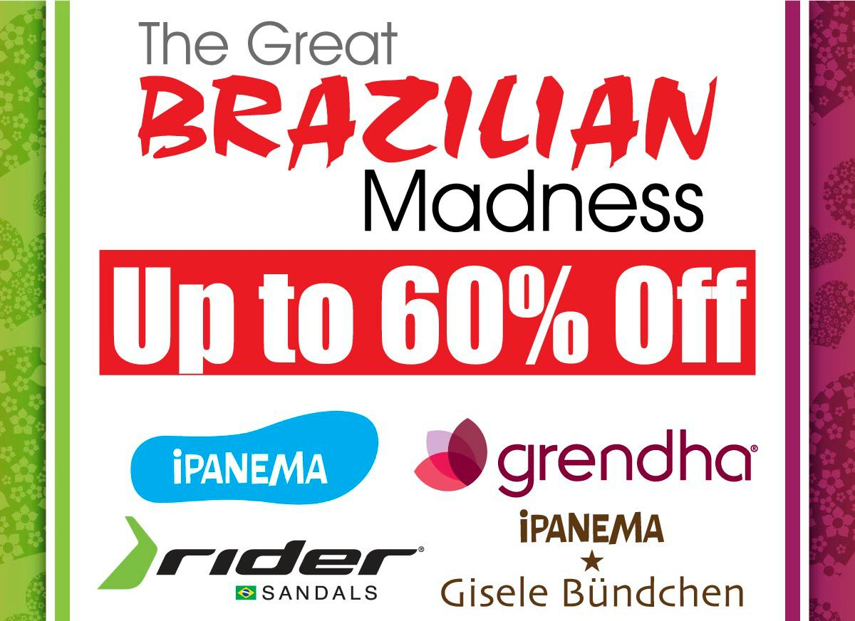 The Great Brazilian Madness @ Trinoma Activity Center September 2012