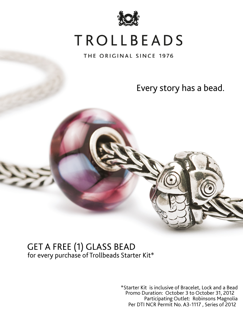 Trollbeads Promo October 2012