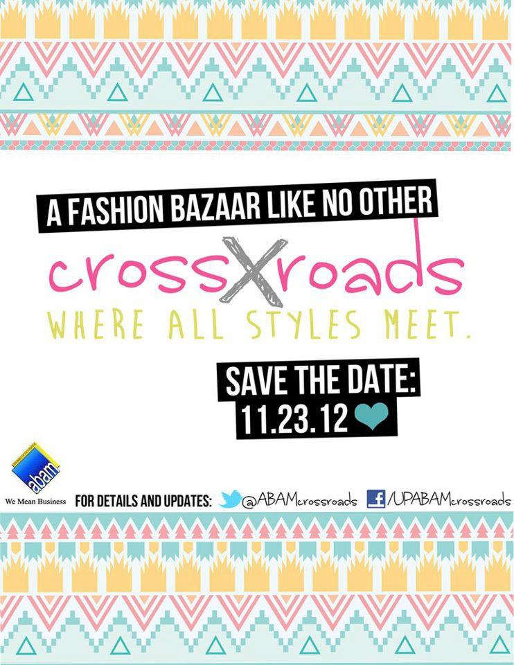 Crossroads: Where All Styles Meet Bazaar November 2012