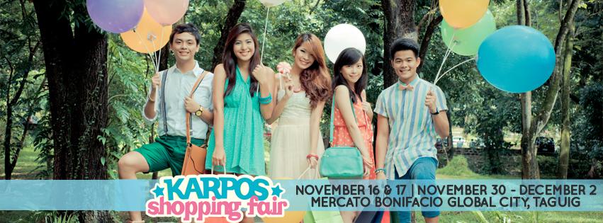 Karpos Shopping Fair @ Mercato Centrale November & December 2012