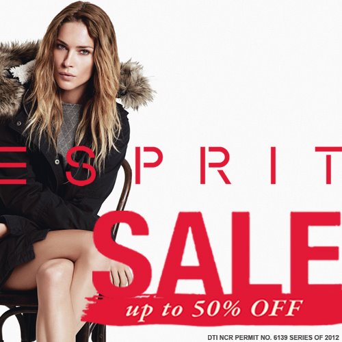 Esprit Sale December 2012