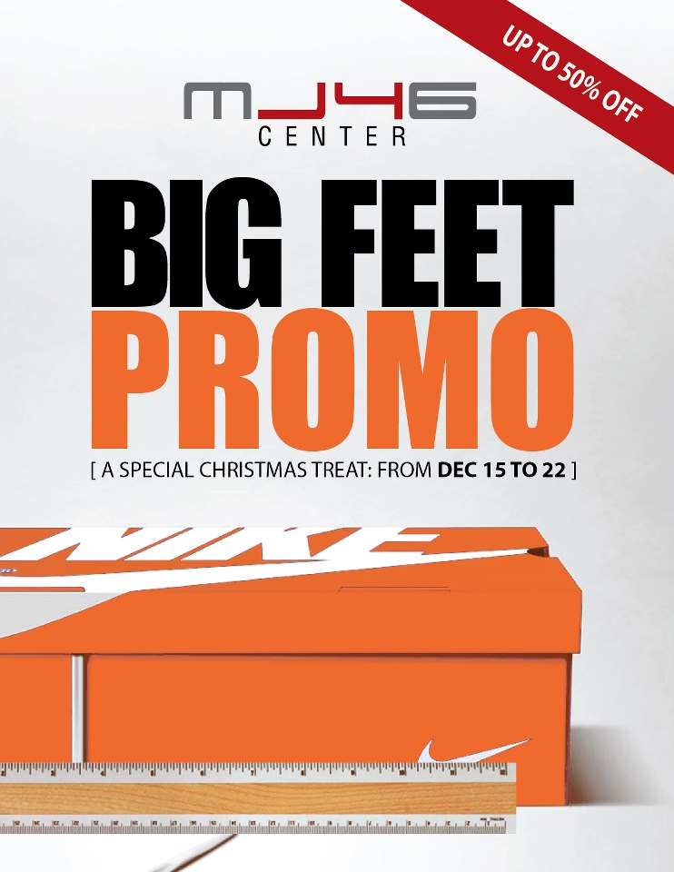 MJ46 Center Big Feet Promo December 2012
