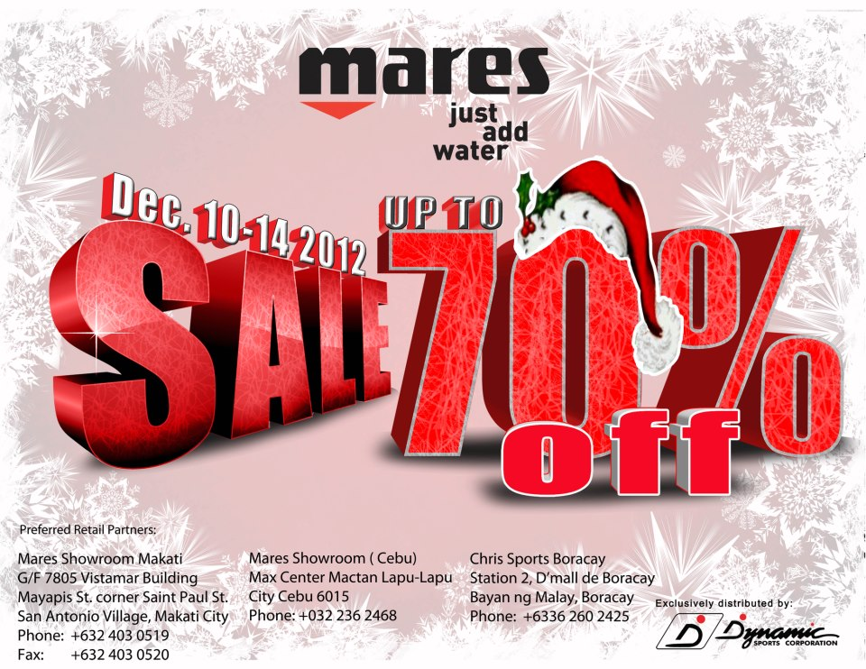 Mares Sale December 2012
