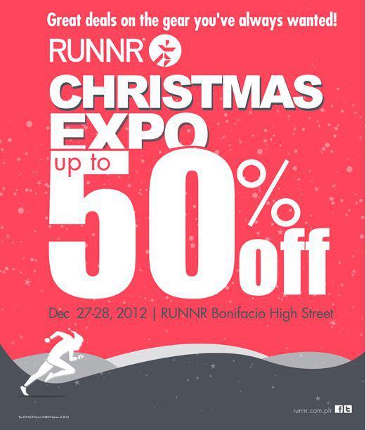 Runnr Christmas Expo December 2012