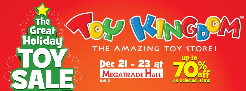 Toy Kingdom The Great Holiday Toy Sale December 2012
