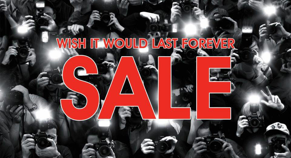 Ever New Melbourne End of Season Sale January 2013