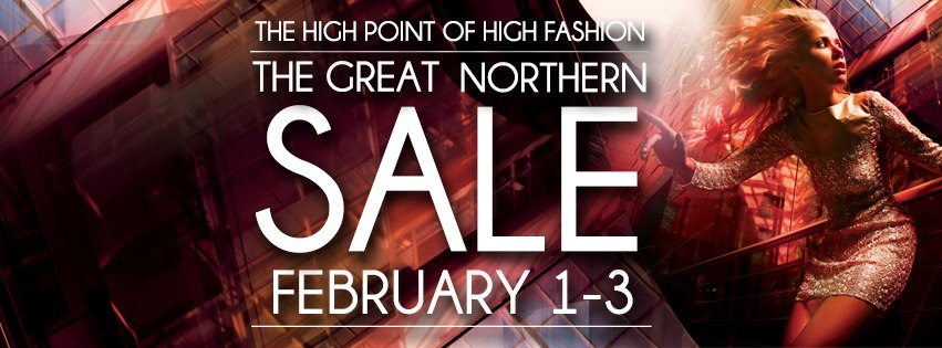 The Great Northern Sale @ SM City North Edsa February 2013