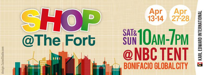 Shop @ The Fort April 2013