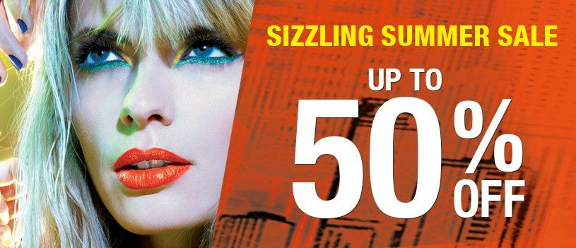 Maybelline Summer Sale March - May 2013