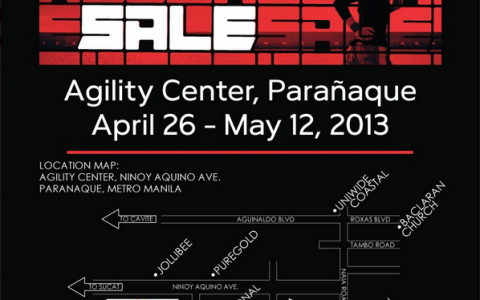 Nike Sale @ Agility Center April - May 2013