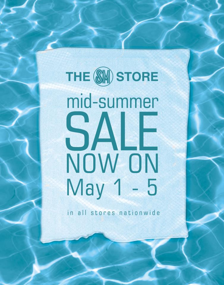 The SM Store Mid-Summer Sale May 2013