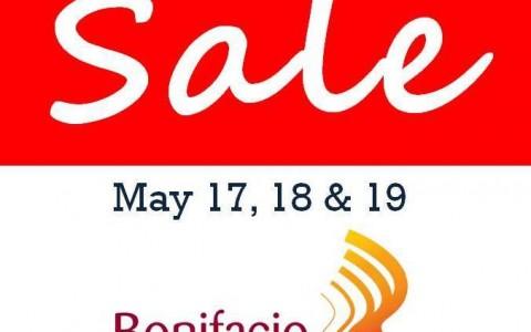 Bonifacio High Street Mid-Year Summer Sale May 2013