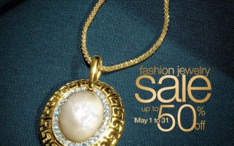 SM Accessories Fashion Jewelry Sale May 2013