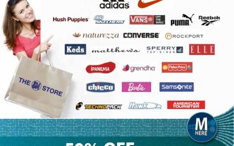 Shoes & Bags Sale @ SM Megatrade Hall May 2013