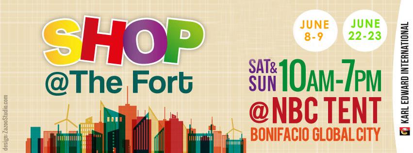 Shop @ The Fort June 2013