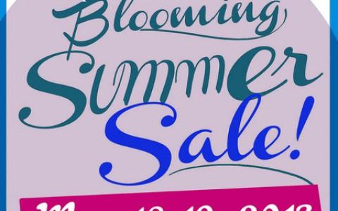 Shopper's Spot Bazaar Blooming Summer Sale @ Greenbelt 3 May 2013