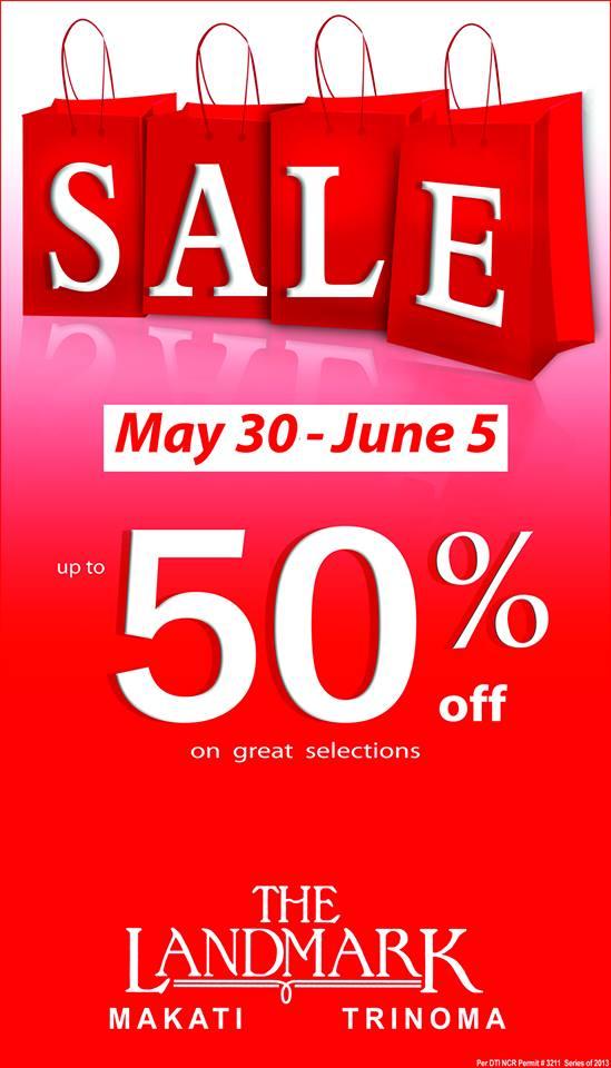 The Landmark Sale May 2013