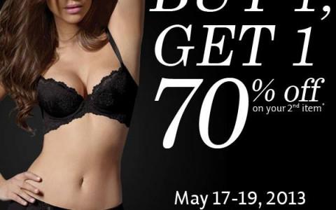 Triumph Underwear Sale May 2013