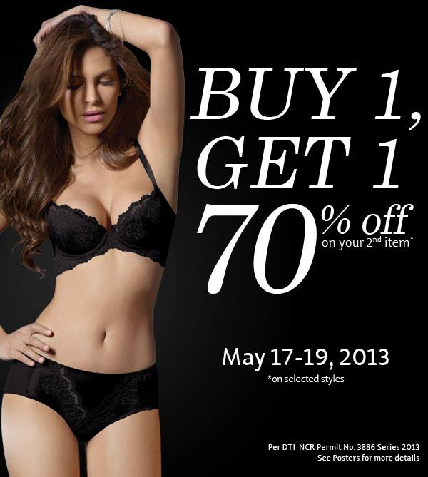 Triumph Underwear Sale May 2013
