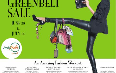 The Greenbelt Sale June - July 2013