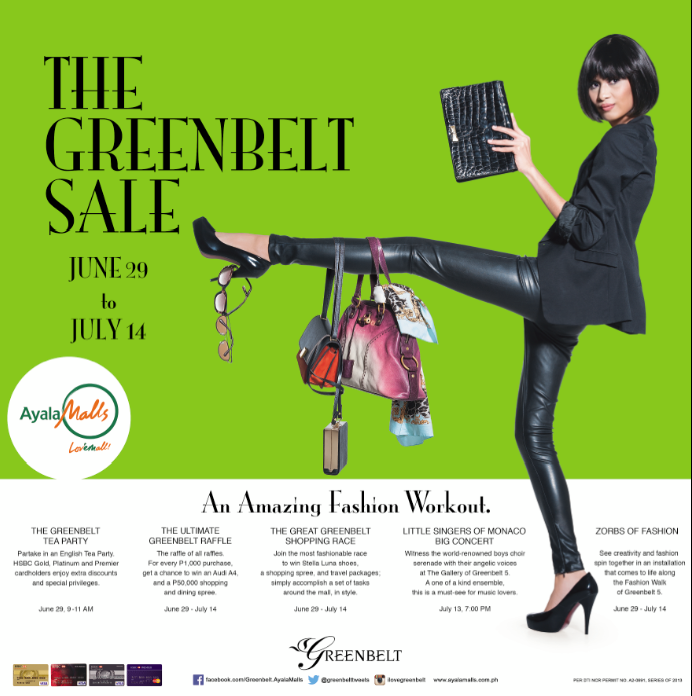The Greenbelt Sale June - July 2013