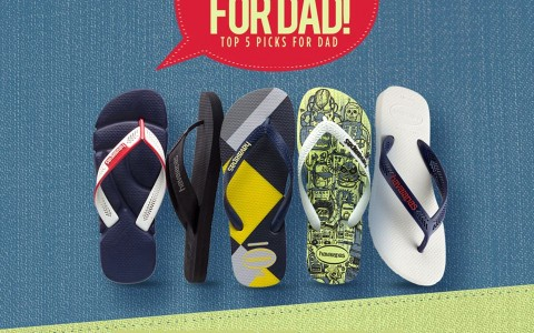 Havaianas High Five For Dad Promo June 2013