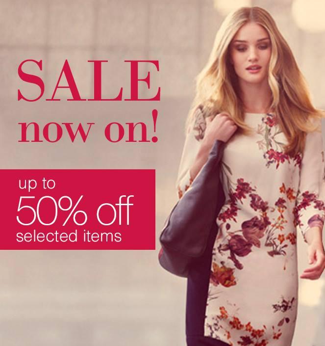 Marks & Spencer End of Season Sale June - July 2013