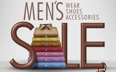 Metro Department Store Men's Wear Shoes & Accessories Sale June 2013